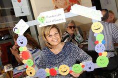 María Teresa Campos con Fundación Luis Olivares y Buscamos Sonrisas