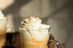 pumpkin hot white chocolate