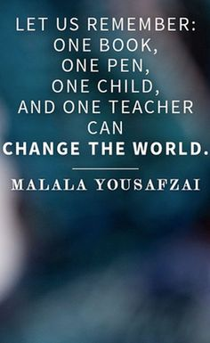 Malala Yousafzai #levoinspired quotes http://instagram.com/levoleague