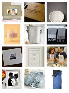some really good ideas here Thoughtful 'Off the Registry' Wedding Gift Ideas