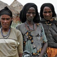 Oromo women at Melka Oda village,  southeastern Oromia region, Ethiopia. ©   Miikka Järvinen 2010.