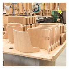 Chair prototyping in progress. #woodwork #woodworking #craft #custommade #frames #furnituremanufacturing #furnituremaker #furnituremaking #commercialfurniture #contractfurniture #furniture #timber #plywood #beech