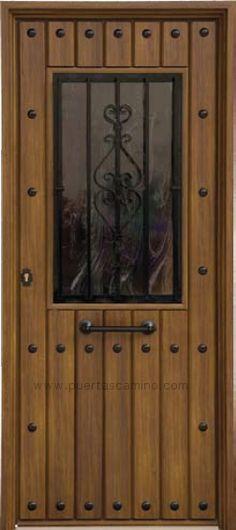 puertas rusticas de herreria buscar con google
