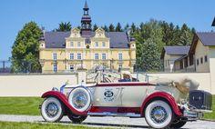 Foto: Mühlviertel-Classic: Die 2. 'Mühlviertel-Classic' lädt von 9.-12. Juni 2016 zur Oldtimer-Rundfahrt durchs Granithochland ein Juni 2016, Austria, Antique Cars, Classic Cars, Pictures, Granite Counters, Vintage Cars, Vintage Classic Cars, Classic Trucks