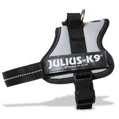 JuliusK9 Powerharness Silver Size 3 -- Read more reviews of the product by visiting the link on the image. This is an Amazon Affiliate links.