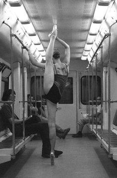 a transit dancer