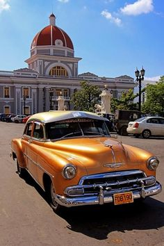 Cienfuegos, Cuba. Read more travel stories on our blog and social media: Travel Rumors.