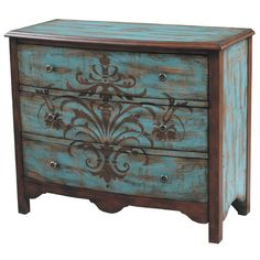 Stencol-mania! Pulaski 5 Drawer Chest | Wayfair