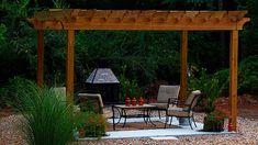 easy-to-make-diy-outdoor-pergolas3.jpg 579×325 pixels