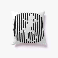Gekko By Oz Design Customized indoor pillow Indoor, Pillows, Simple, Design, Interior, Cushions, Pillow Forms, Cushion