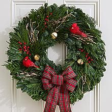 Home for the Holidays Collection - Wreath Fresh Flowers, Christmas Wreaths, Special Occasion, Floral Wreath, Merry, Holidays, Holiday Decor, Collection, Home Decor
