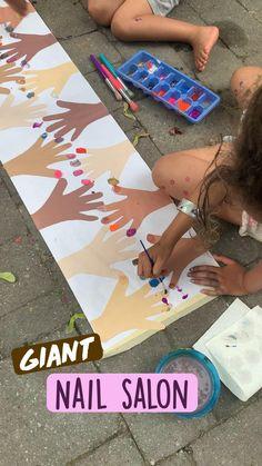 Preschool Learning Activities, Fun Activities For Kids, Fun Crafts For Kids, Infant Activities, Toddler Crafts, Kids Printable Activities, Fun For Kids, Outdoor Toddler Activities, Summer Crafts For Preschoolers