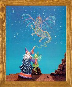 Magical Wizard Dragon Mythical Fantasy Kids Room Brown Ru... https://www.amazon.com/dp/B00IWJTKAC/ref=cm_sw_r_pi_dp_x_53psybCYXQNA8