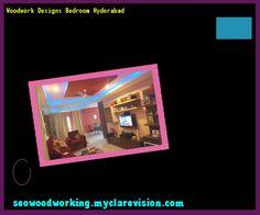 Woodwork Designs Bedroom Hyderabad 073433