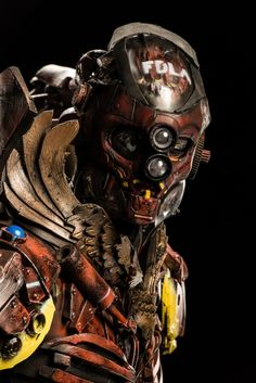 Face Off - Season 6, Episode 12 - Robot Challenge | Rashaad´s firefighter | Top looks and winner