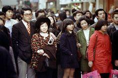 Tokyo, 1973 by Nick DeWolf