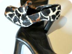 20 Stylish Shoe DIYs
