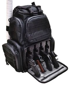 tactical backpack - gun bag - range bag - shooting range bags - pistol bag - pistol carrier - pistol caseLoading that magazine is a pain! Get your Magazine speedloader today! http://www.amazon.com/shops/raeind