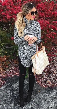 5 Casual Winter Outfits for Elegant Ladies  - Undoubtedly we, ladies, wait with bated breath for what winter fashion will carry for us; scarfs, mittens and ice caps carry wintry overtones, but its... -   .