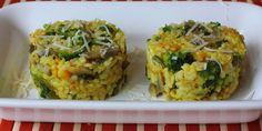 Kurkumové rizoto so zeleninou- funguje perfektne Avocado Toast, Guacamole, Baked Potato, Potatoes, Vegetarian, Baking, Breakfast, Fit, Ethnic Recipes