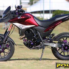 XRE300 | Polaco Motos - desenvolvimento e Preparações Super Bikes, Honda, Foto 3d, Rally, Cars, Vehicles, Thug Life, Emoji, Motorcycles