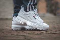 Fila Disruptor Low Limited sizes Hurry Up #fila #disruptor