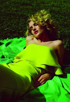Rosie Huntington-Whiteley by Guy Aroch for Muse #34