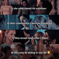 8 reasons to ship Bughead! ~ Do you ship bughead? and comment down below any more reasons to ship bughead! ~ #riverdale ~ Fc: 2025