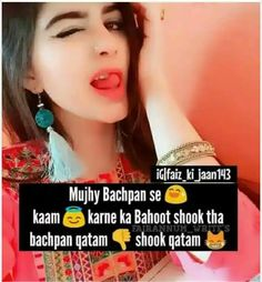 New Trading Attitude Girls 3 Amzing pic collection Inspirational Quotes Attitude, Funny Attitude Quotes, Attitude Quotes For Girls, Girl Attitude, Attitude Shayari, Positive Quotes, Motivational Quotes, One Life Quotes, Words To Live By Quotes