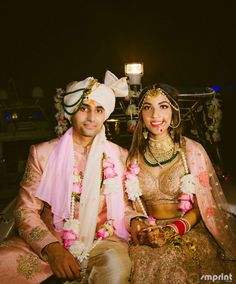 Photographer - The Perfect Soulmates! Photos, Hindu Culture, Beige Color, Groom Sherwani, Designer Groom Wear, Mangtika pictures, images, vendor credits - The Entertainment Design Company, Manish Malhotra, Arpita Mehta, Sabyasachi Couture Pvt Ltd, WeddingPlz