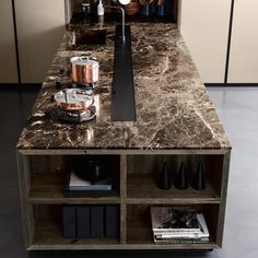 Mittel Cucine design made in Italy Treviso progetti marmo legno metallo