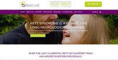 Rett syndrome is a severe, lifelong neurological disorder. We strive to support familties with the help of fundraising. Rett UK is looking for volunteers who can provide charity ideas.