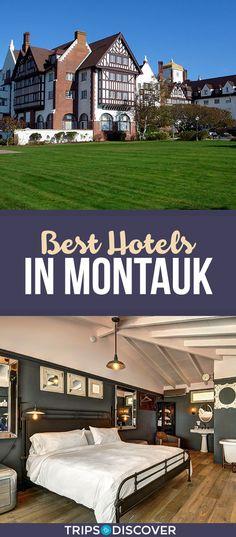 9 Best Hotels in Montauk Best Hotels In Montauk, Montauk Beach, Montauk Manor, Lanai Island, Surf Lodge, Machu Picchu Tours, Go Glamping, Glamping