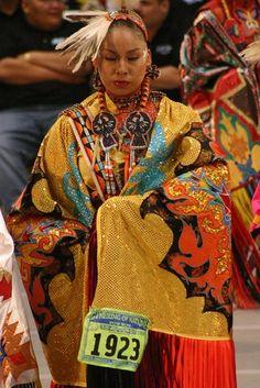 Native American Fancy Shawl Dance