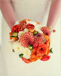 bouquet and handmade wedding