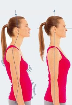 Take control of rectal diastasis - Fitness - Pregnancy Yoga Fitness Workouts, Sport Fitness, Yoga Fitness, Health Fitness, Posture Fix, Bad Posture, Body Organs, Sports Training, Fitness Inspiration