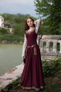 Women's Medieval Dresses | Women's Medieval Clothing Special Order & Custom…