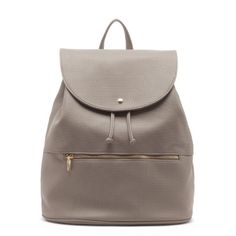 Sole Society Nancy Vegan Leather Perforated Backpack from Sole Society. Saved to Bags. Backpack Purse, Fashion Backpack, Diaper Bag, Brown Leather Backpack, Leather Bags, Grey Backpacks, Vegan Handbags, Cute Bags, Purses And Handbags