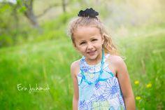 Spring Pictures - Colorado Children's Photographer - Erin Jachimiak Photography