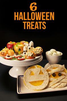 6 Easy Halloween Treats Your Kids Will Love!