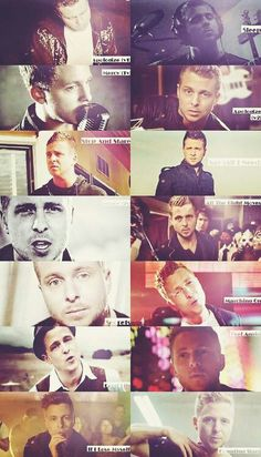 Ryan Tedder of One Republic xoxo