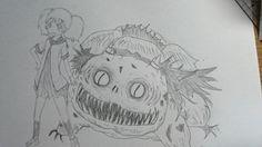ぼくのだいすきなちなつちゃんとフシちゃんを描きました!!! pic.twitter.com/m4uimr05LF — 瓦版 (@kawarabanp) January 15, 2015