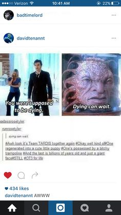 My dream team, indeed!love the comment on this pic! Doctor Who Convention, All Doctor Who, Martha Jones, The Hitchhiker, Bbc Tv Series, Don't Blink, Dalek, Torchwood, Geronimo