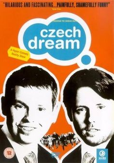 Two students from the Czech Film Academy commission a leading advertising agency to organize a huge campaign for the opening of a new supermarket named Czech Dream. The supermarket however does not exist and is not meant to. Movies To Watch, Good Movies, Film Academy, Lights Camera Action, English Movies, Dream Watches, Chick Flicks, Silent Film, Watches Online