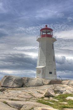 Peggy's Point Lighthouse by Trey Terrell, via 500px