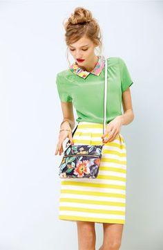 骨格診断・パーソナルカラー ウェ-ブタイプ 春ファッション Color&Style1116 - NAVER まとめ