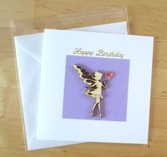 Check out this item in my Etsy shop https://www.etsy.com/uk/listing/537522395/children-birthday-card-fairy-card