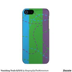 Vanishing Trails B/P/G Incipio Feather® Shine iPhone 5 Case