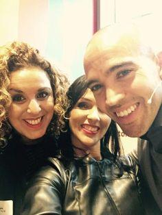 Samen met kanjer Jamila el Mourabet (abn) en schrijver Joseph Oubelkas