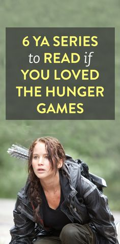 6 series to read if you loved 'The Hunger Games'